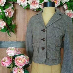 Abercrombie Vintage Blazer